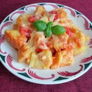 Ziemniaki w pomidorach