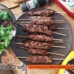 Aromatyczny szisz kebab – szybkie danie na grilla!