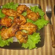 Kurczak z marynaty -pieczony w kombiwarze