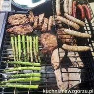 Szparagi z grilla, prosty przepis !