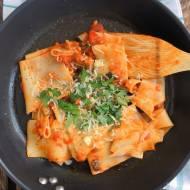 Włoska lasagne na szybko