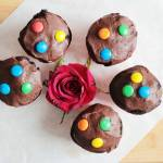 Muffiny z M&M's