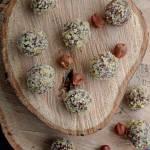 Wegańskie, bezglutenowe Ferrero Rocher