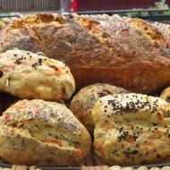 Chleb marchewkowy.