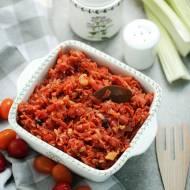 Warzywa po grecku - dieta dr Dąbrowskiej