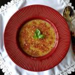 Zupa krem ziemniaczano cebulowa