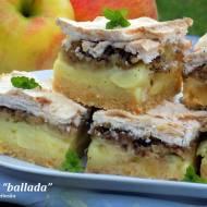"""ciasto """"ballada"""""""