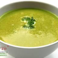Fit zupa krem z nasionami chia, migdałami i wodą kokosową – ViVio inspiruje!