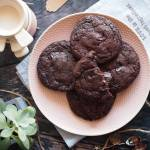 Ciasteczka brownie / Brownie cookies