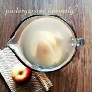 Jak przygotować i pasteryzować kompoty?