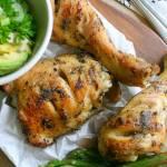 Nóżki kurczaka z czarnym pieprzem i nutą cytryny