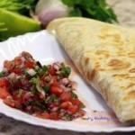 Pico de gallo, salsa fresca – czyli salsa ze świeżych pomidorów