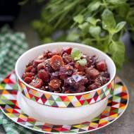 Bigos z czerwonej kapusty  - dieta dr Dąbrowskiej