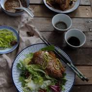 Kurczak w sosie pad thai!