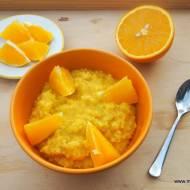Jaglanka pomarańczowa (bez glutenu, laktozy, cukru)