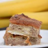 Proteinowe ciacho z bananami i daktylami