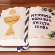 Tort komunijny – Księga