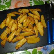 Ziemniaki pieczone w kombiwarze