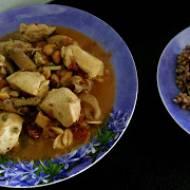 Orzeszkowo-grzybowy kurczak
