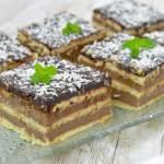 Ciasto Stefanka bez pieczenia + film