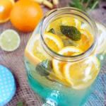 Lemoniada owocowa - czyli woda a smog