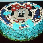 Tort o smaku czekoladowym