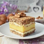 Ciasto orzechowo-serowe siostry Anastazij