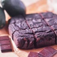 pyszne i zdrowe brownie z awokado (bezglutenowe)