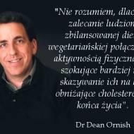 Dr Dean Ornish i jego badania