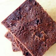 wilgotne czekoladowe brownie