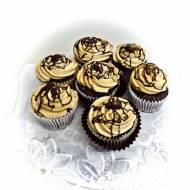 Babeczki czekoladowo- kawowe
