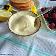 Cytrynowy mascarpone