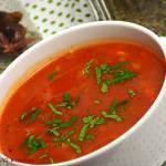 Zupa ogonowa (wołowa)