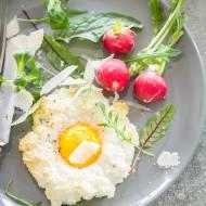 Jajka na chmurce