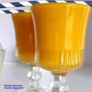 Koktajl marchewkowo-ananasowy