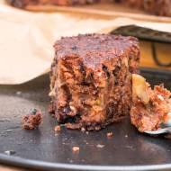 Wegańskie i bezglutenowe ciasto marchewkowe bez cukru