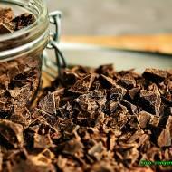 Koktajl bananowo-czekoladowy - takie połączenie poprawi Ci nastrój i koncentrację.