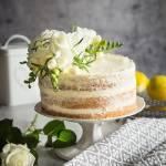 Tort cytrynowo – rozmarynowy na Światowy Dzień Pieczenia