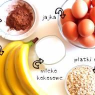 5 składników, 4 posiłki, 3 kroki – czyli co można zrobić z banana i płatków owsianych