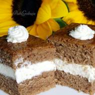 Ciasto ucierane z mascarpone