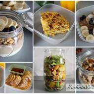 Drugie śniadanie – zdrowe przepisy na cały tydzień