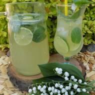 Lemoniada limonkowo - miętowa