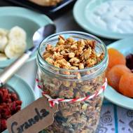 Granola - sposób na śniadanie w 5 minut