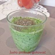 Szybki zielony koktajl