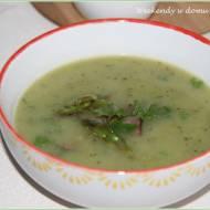 Zupa - krem ze szparagami