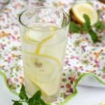 Domowa lemoniada - przepis podstawowy