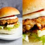 Burgery z halloumi (4 składniki)