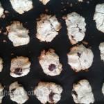 Proste kokosowe ciasteczka bez glutenu i jajek