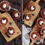 Zdrowe muffinki na mące kokosowej – bez cukru, bez glutenu
