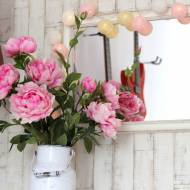 Jak zrobić wazon ze starej kanki (bańki) na mleko